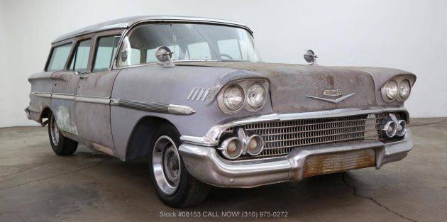 Family Cruiser: 1958 Chevrolet Nomad