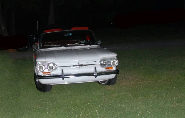 There Must Be A Catch: 1963 Chevrolet Corvair Convertible