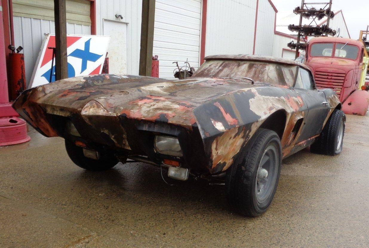 1963 corvette custom drag car for 1963 corvette split window kit car