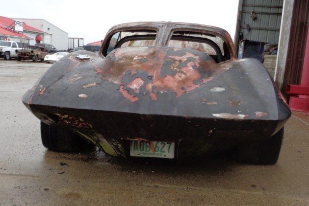 1963 Corvette Custom Drag Car