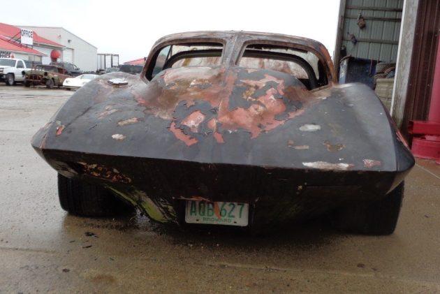 1963 Corvette Custom Drag Car