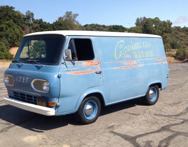 Vineyard Van Go: 1965 Ford Econoline