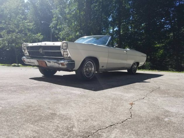 One Fine Ford: 1966 Ford Fairlane