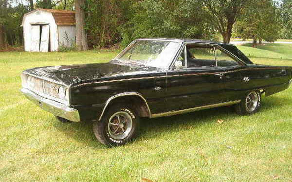 Everything But The Drivetrain: 1967 Dodge Coronet R/T