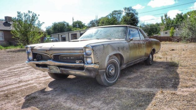 Will Be Sold: 1967 Pontiac GTO