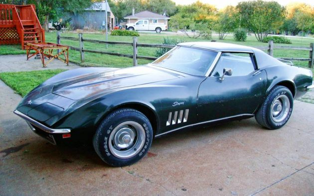 Danger Lurks Underneath: 1969 Chevrolet Corvette