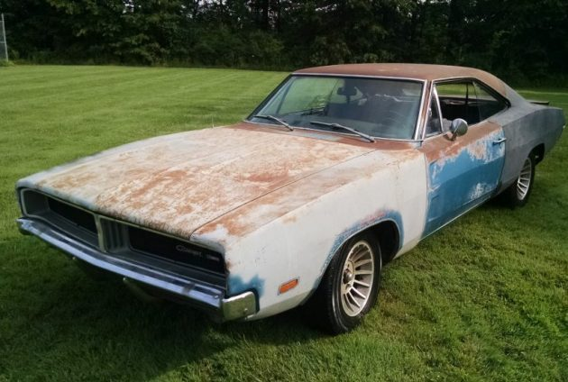 Single Family Find! 1969 Dodge Charger