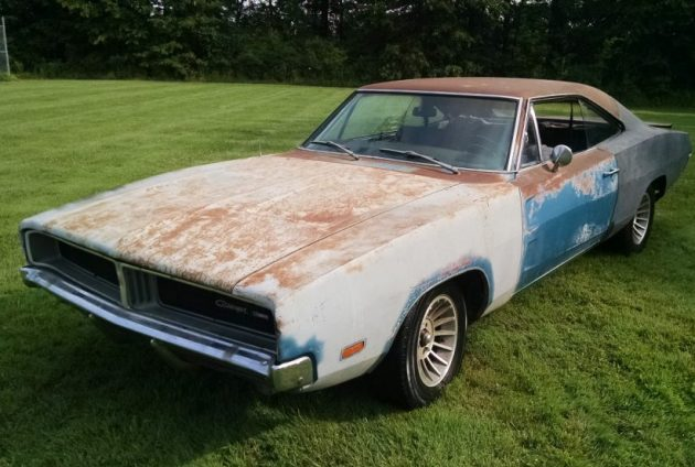 Single Family Find 1969 Dodge Charger