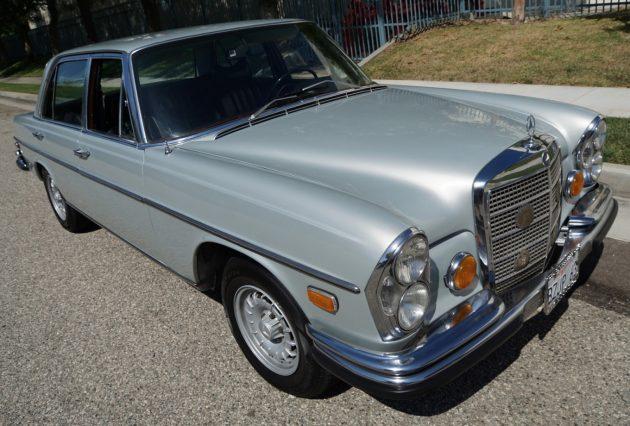 Velvet Hammer: 1969 Mercedes-Benz 300SEL 6.3