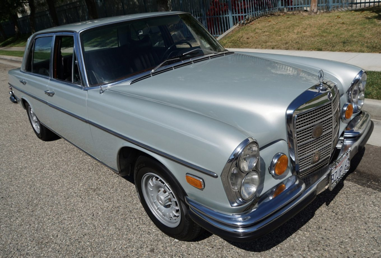 Velvet hammer 1969 mercedes benz 300sel 6 3 for Mercedes benz in massachusetts