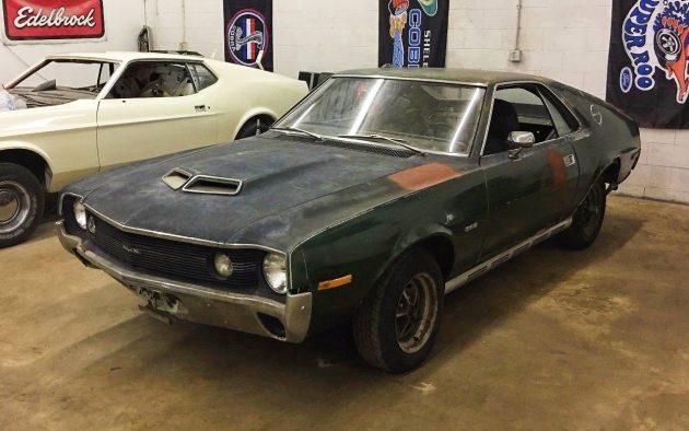 Muscle Car Underdog: 1970 AMC AMX
