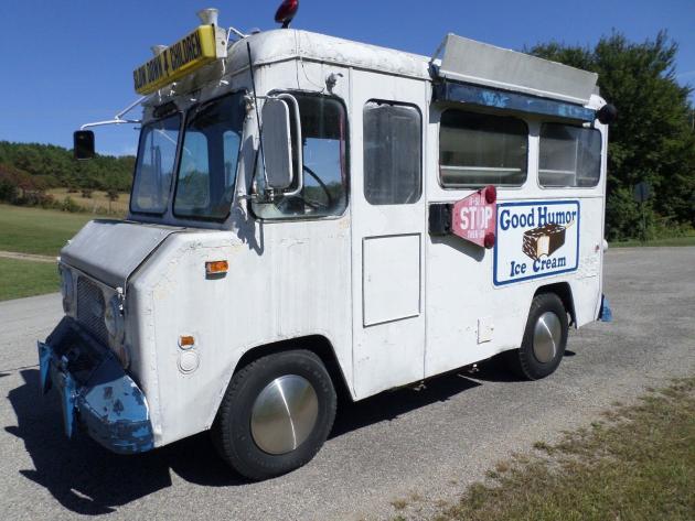 Ice Cream Trucks For Sale >> Guaranteed To Satisfy 1971 Ford F 100 Ice Cream Truck