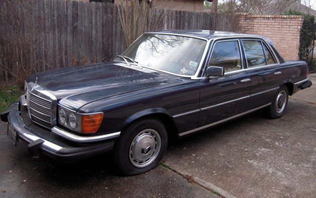 BF AUCTION: 1974 Mercedes Benz 280S