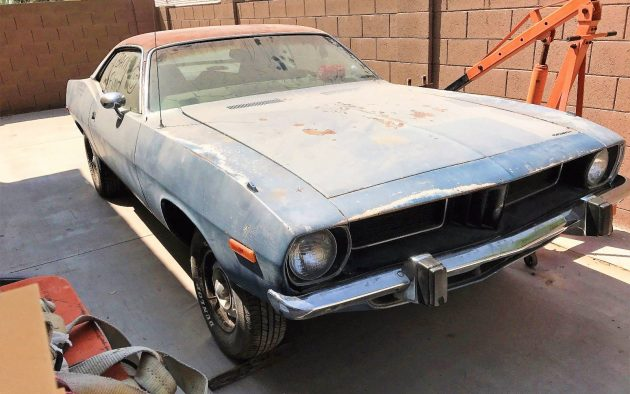 One Cool Project: 1974 Plymouth Barracuda