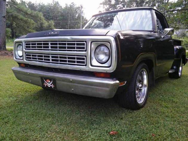 Halloween Comes Early 1979 Dodge Warlock Ii Pickup