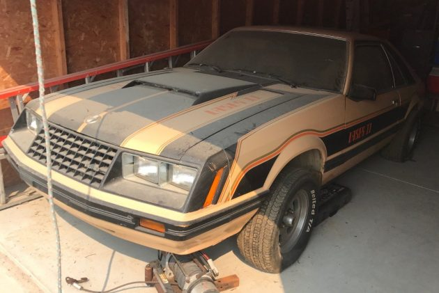 1979 Ford Mustang Laser Ii Roller