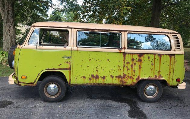 Rusty Survivor: 1979 Volkswagen Vanagon