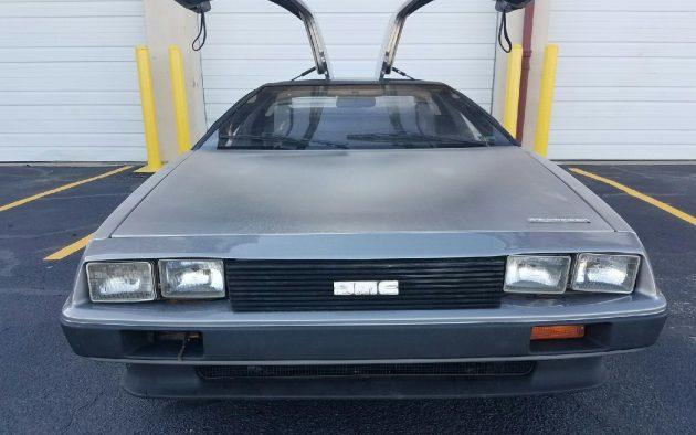 No Rust Here: 1982 DeLorean DMC-12