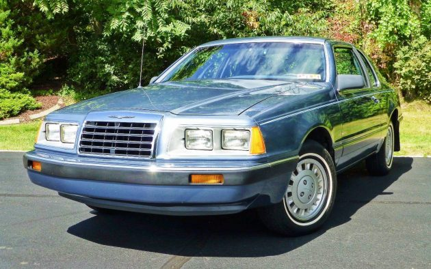 Spreading Its Wings: 1985 Ford Thunderbird