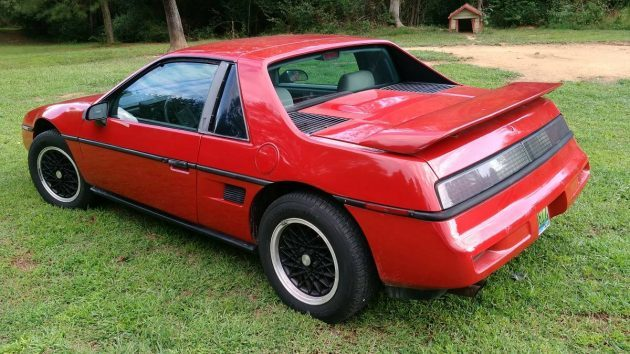Mid Engine Mystery Machine: 1988 Pontiac Fiero