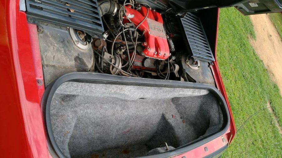 Mid Engine Mystery Machine 1988 Pontiac Fiero