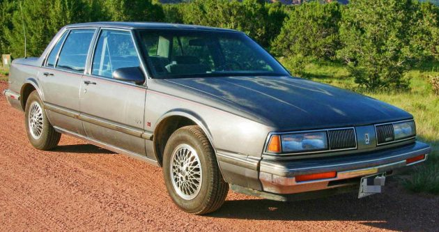 FE3 Equipped: 1989 Oldsmobile Delta 88 Royale