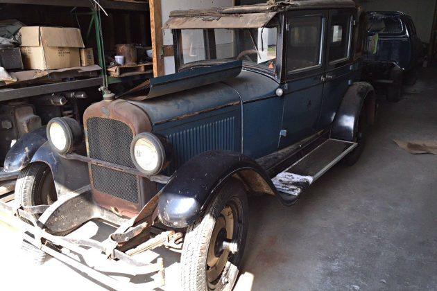 2nd Year Pontiac: 1927 Pontiac 6-27 Landau Sedan