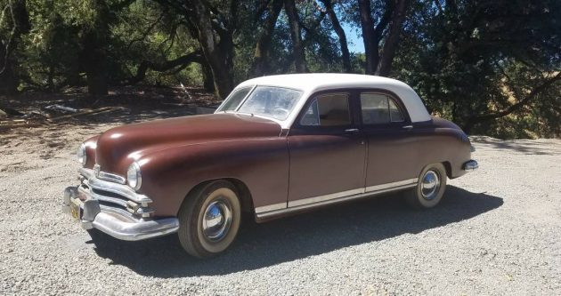 Reasonably Priced Runner: 1949 Kaiser