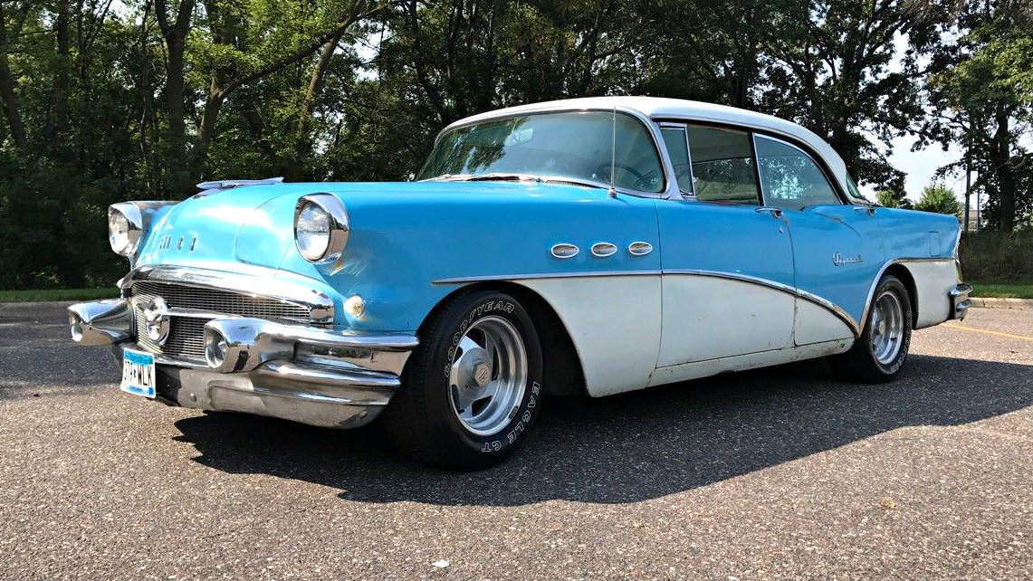 Low Mileage Daily: 1956 Buick Special