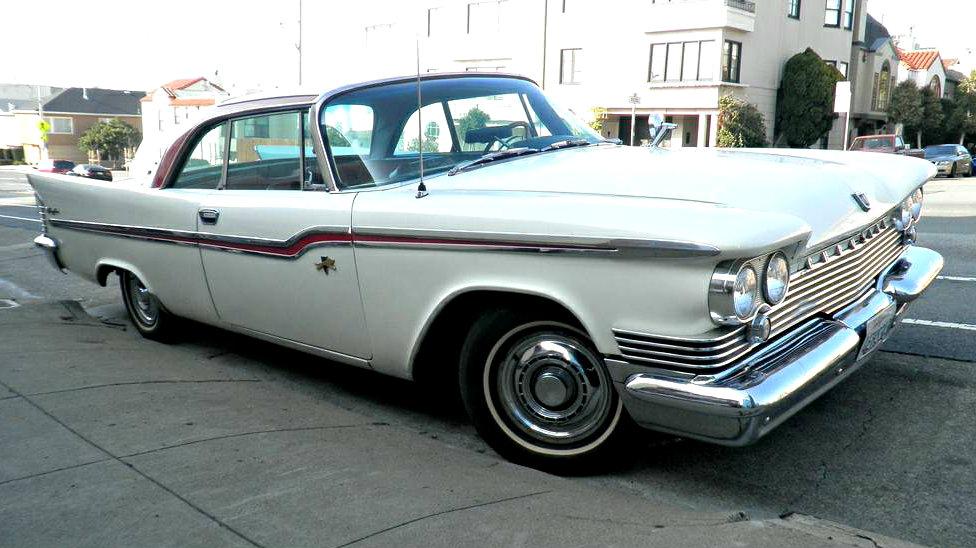 Two Door Survivor 1959 Chrysler Windsor
