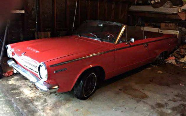 Affordable Drop Top: 1964 Dodge Dart 270