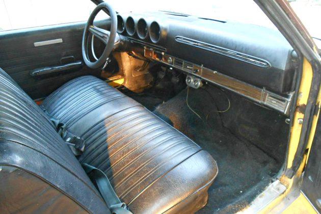 428 Cobra Jet Project: 1969 Torino GT R Code