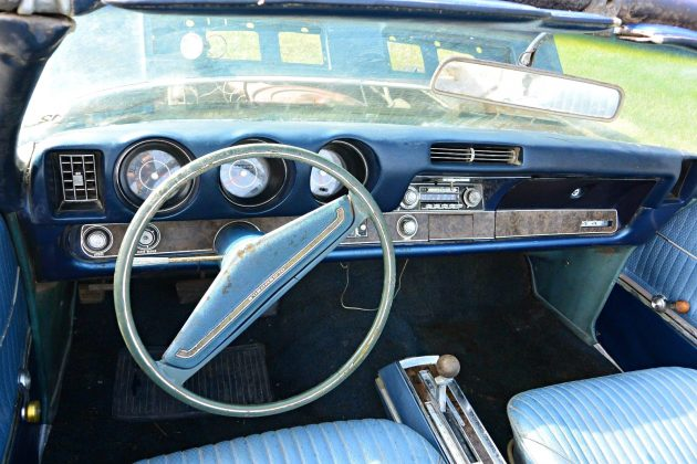 Muscle convertible 1969 oldsmobile 442 convertible - How to get mold out of car interior ...