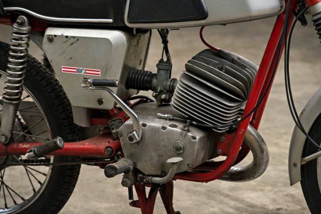 Two Wheel Revival: 1969 Sears Allstate SR125