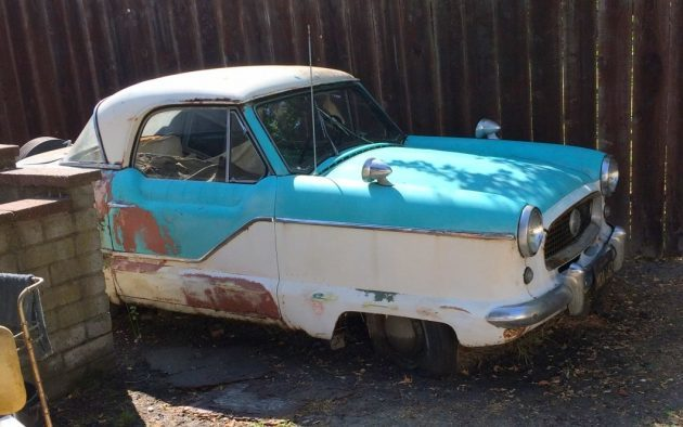 BF AUCTION: Nash Metropolitan Project Pair