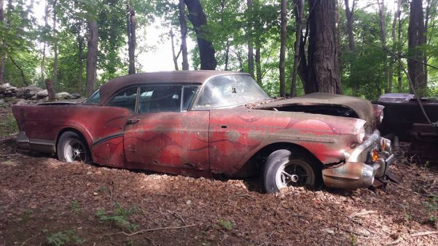 Passion Needed: 1957 Buick Hot Rod