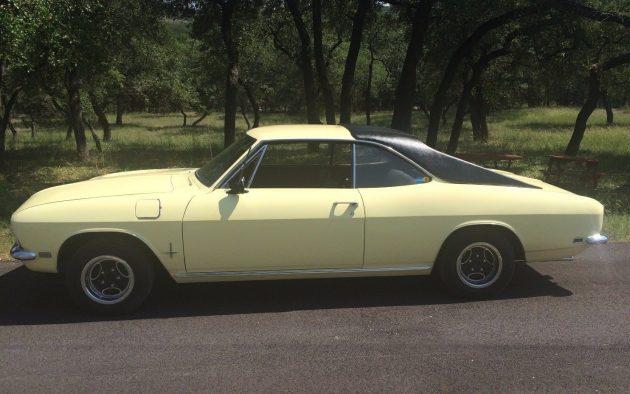 Vairy Unusual Custom: 1968 Solar Cavalier