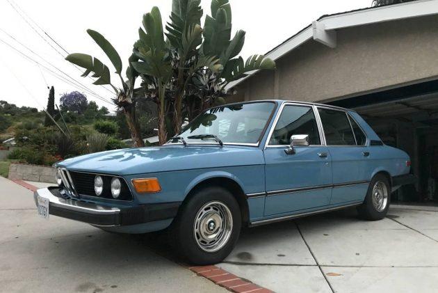US Looks Euro Flair BMW I - 1977 bmw