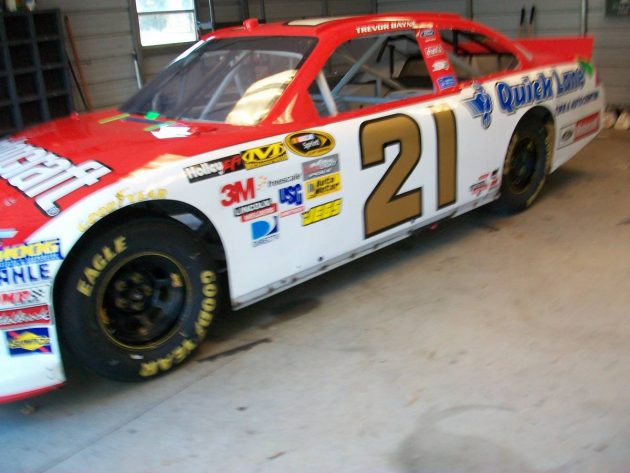 Trevor Bayne S Win Was Huge For The Wood Brothers Ford And Nascar Publicity Machine Is Quintessential All American Boy He Hit Of