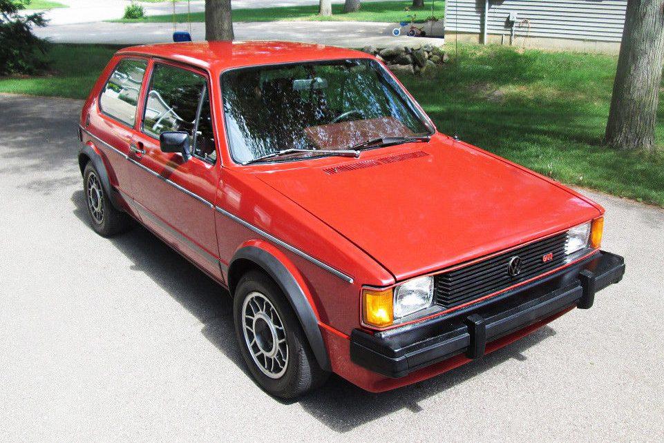 Bosch Range Top >> Red Hot Rabbit: 1984 Volkswagen GTI
