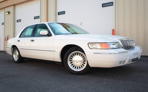 BF AUCTION: 1998 Mercury Grand Marquis