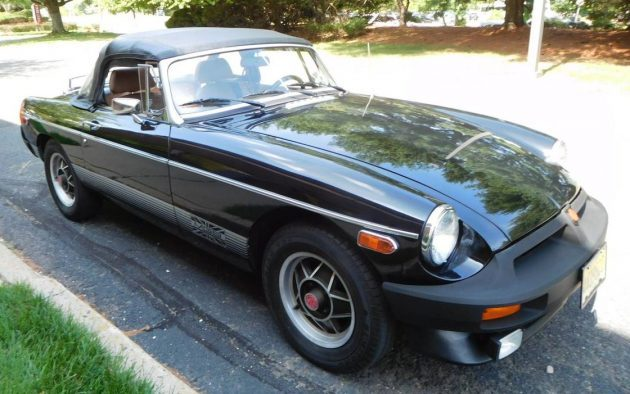 End of the Line: 1980 MGB Limited Edition