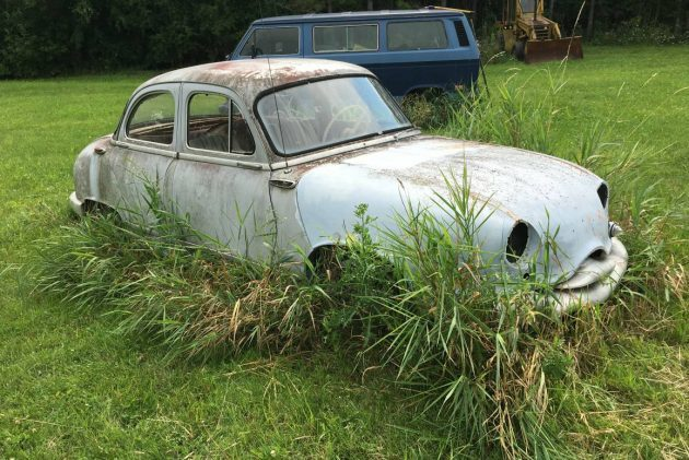 Where in the World Is this 1956 Panhard Dyna Z?