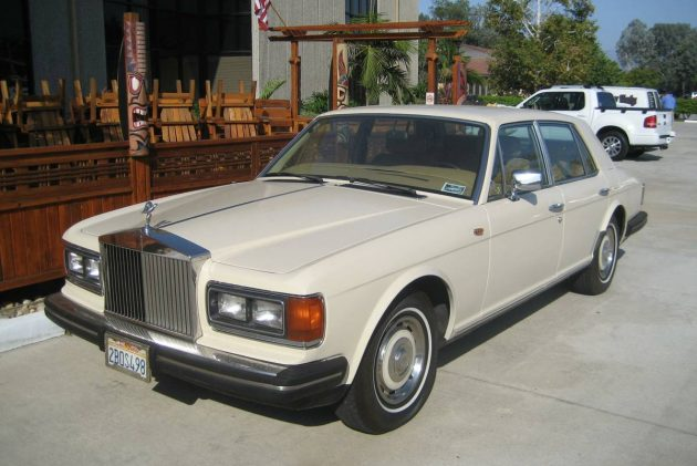 Labor, Schmabor: 1984 Rolls-Royce Silver Spirit