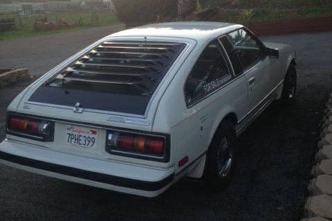 All Original First-Gen: 1981 Toyota Celica Supra
