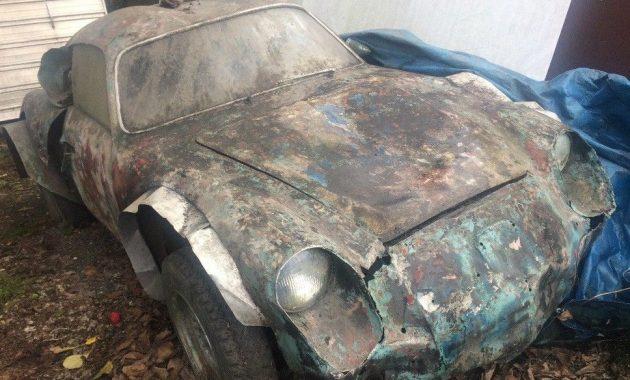 Double Bubble Discovered: 1956 Fiat Abarth Zagato