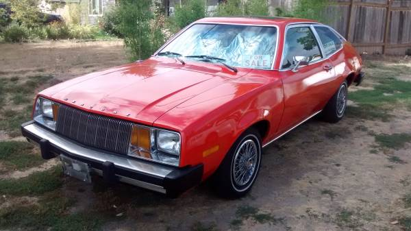 No Pintos Here: Low-Mile 1980 Mercury Bobcat