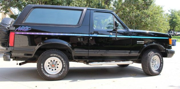 The True Connoisseur Will Want To Add An F Nite Edition To Their Stable If They End Up Winning This Bronco Though The Current Rate Of Bidding Makes A