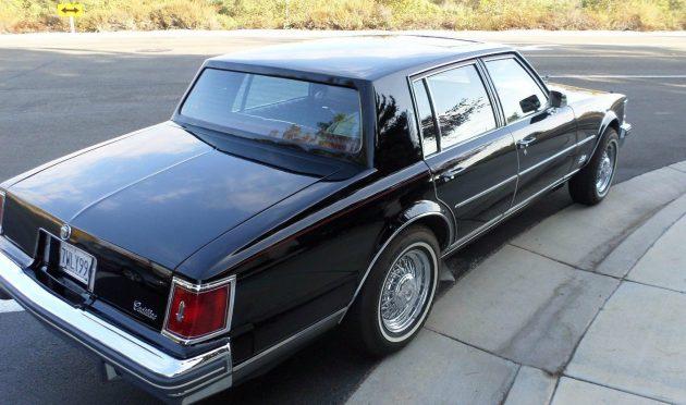 Discerning Tastes 1978 Cadillac Seville
