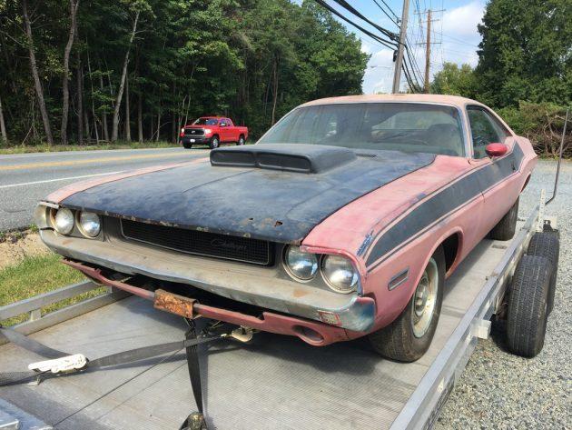 Challengering: 1970 Dodge Challenger